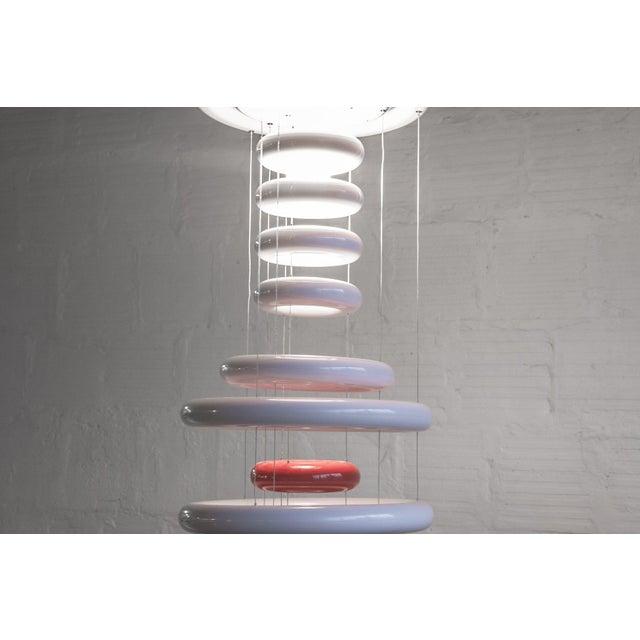 Verner Panton UFO Light - Image 4 of 4