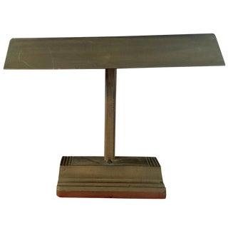 1920s Industrial Desk Lamp
