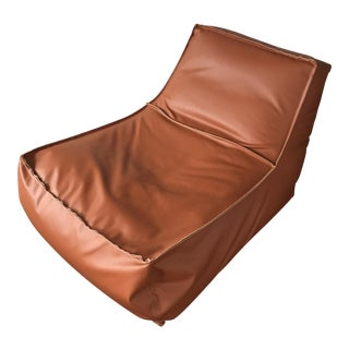 Zoe Lounge Leather Chair