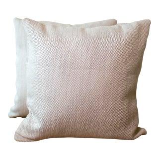 Hermes Flamée Pillows - A Pair