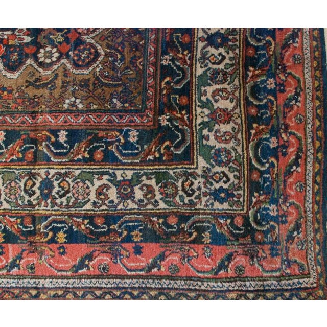 Image of Early 20th Century Persian Malayer Rug
