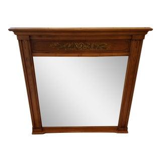 Hitchcock Harvest Dresser Mirror