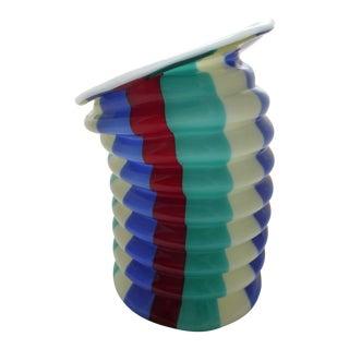 Venini & Company Murano Glass Vase