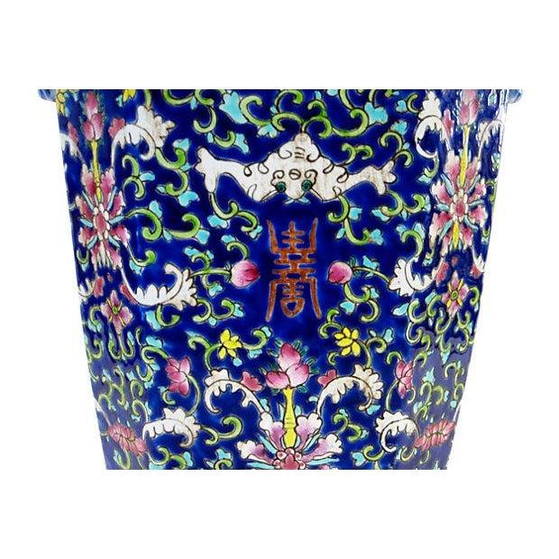 Asian-Style Urn - Image 3 of 3