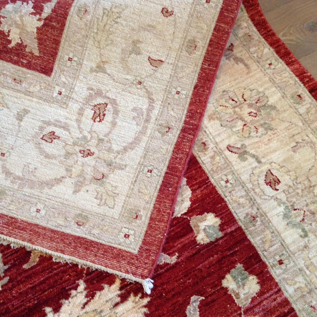 Image of Hand-Knotted Oriental Wool Rug - 8'x10'