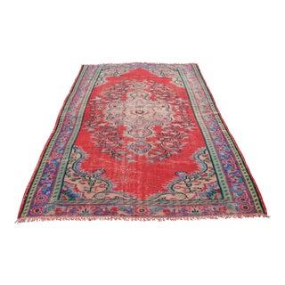 Turkish Oversize Floor Rug - 5′8″ × 8′2″