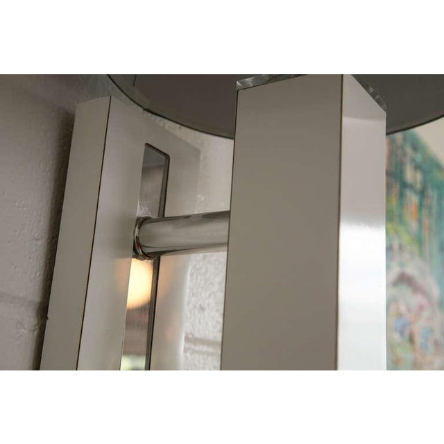 Pair of Midcentury Wall Sconce with Lucite Accents - Image 8 of 9