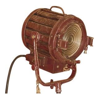 Vintage Mole-Richardson Baby Solarspot Movie Light - Four Available