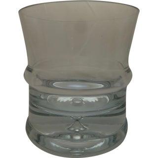 Iittala Mid-Century Modern Glass Vase