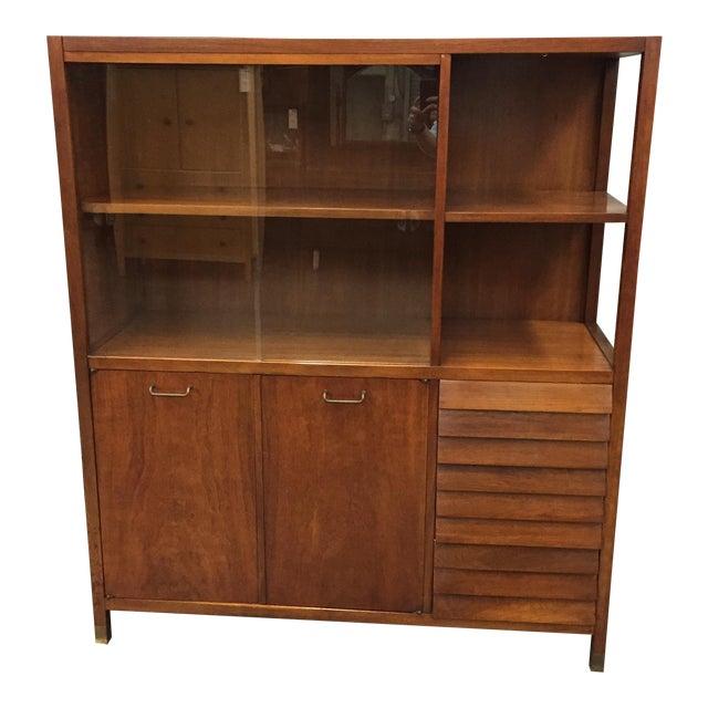 Merton Gershon Display Hutch Cabinet For American Of