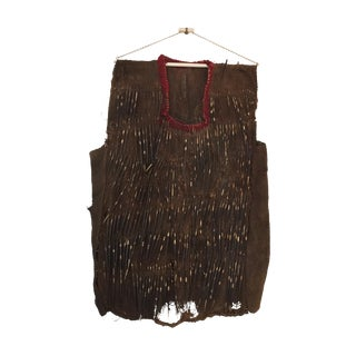 Ceremonial African KaKa Tribe Tunic - Pair