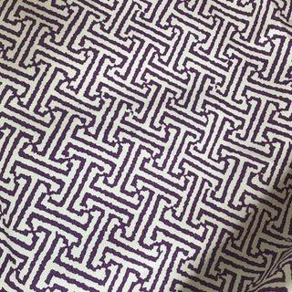 Quadrille China Seas Textile Fabric - 1.25 Yards