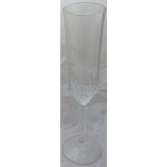 Vintage French Champagne Flutes - Set of 6 - Image 4 of 7
