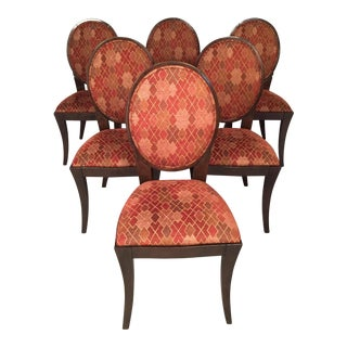 Contemporary Dinning Chairs - Set of 6