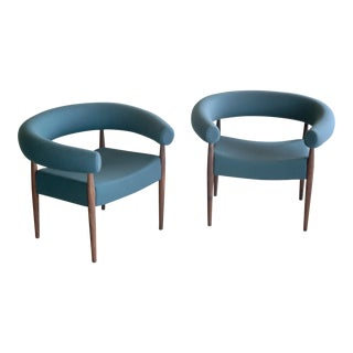 Nanna Ditzel for Getama Ring Chairs - A Pair