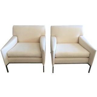 Breuton Classic Armchairs -A Pair