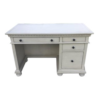 RH Baby & Child Antiqued Sage Jameson Desk
