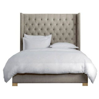 Tufted Estate Bed - Standard King Size