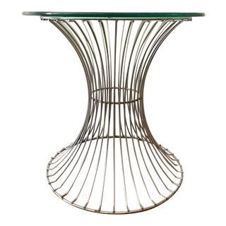 Vintage Warren Platner for Knoll Side Table