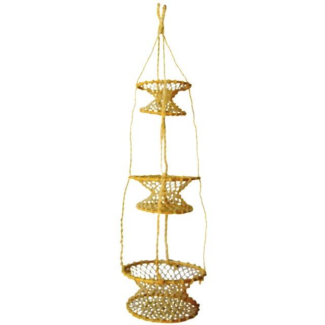 Bohemian Hanging Baskets - Image 1 of 8