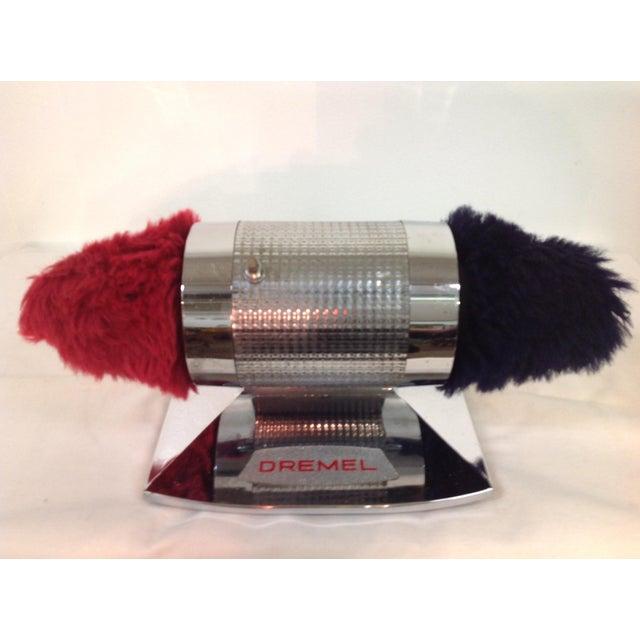 Vintage Industrial Dremel Shoe Shine Machine - Image 2 of 8