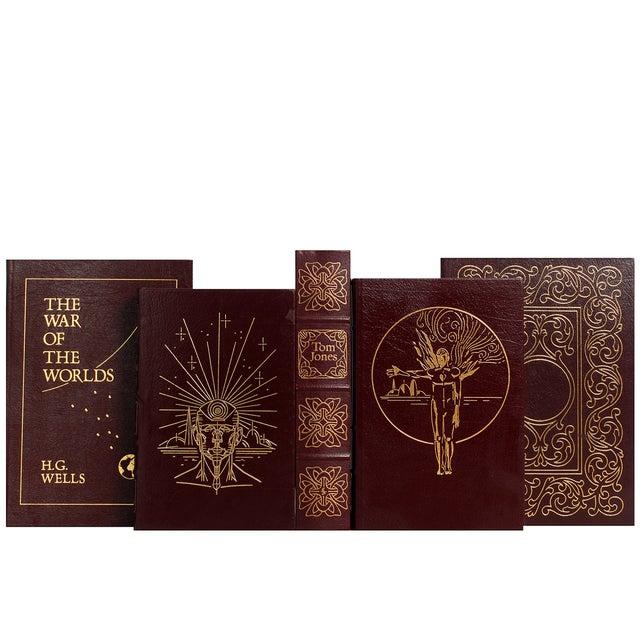 Vintage Easton Press Books - Set of 5 - Image 1 of 3