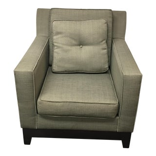 Sole Designs Upholstered Arm Chair