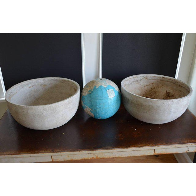 Willy Guhl Concrete Planter - Image 8 of 11