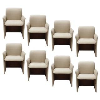 Saporiti Italia Lewes Dining Chairs - Set of 8