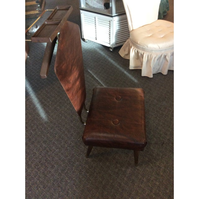 Image of Vintage Butler's Chair