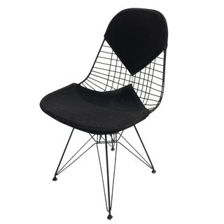 Eames DKR Bikini Wire Chair with Eiffel Tower Base