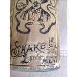 Image of Clark Stanley's Snake Oil Apothecary Jar