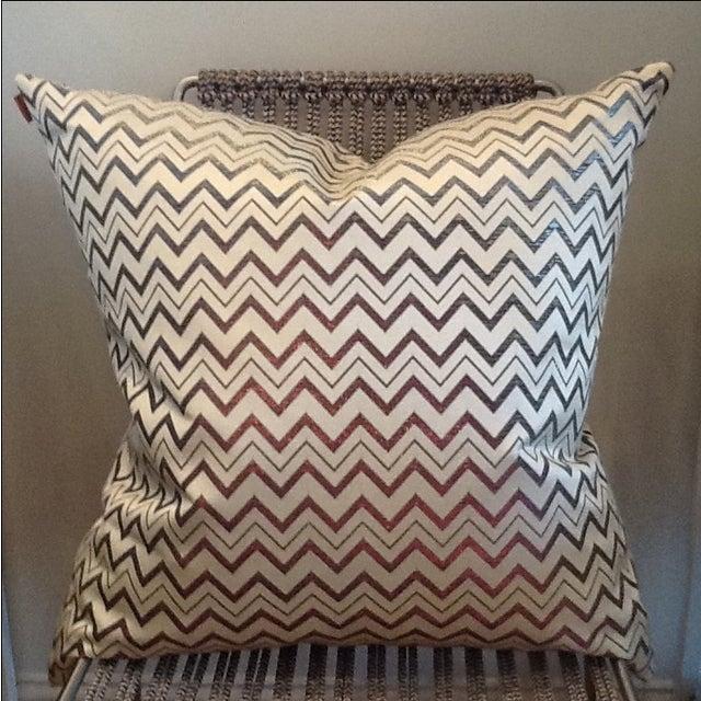 Missoni Home Throw: Missoni Home 'Leeka' Throw Pillow