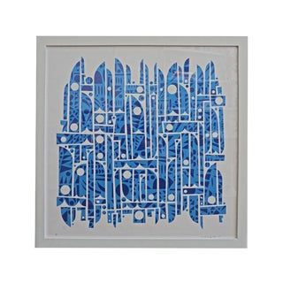 Scott Herskovitz Abstract Artwork
