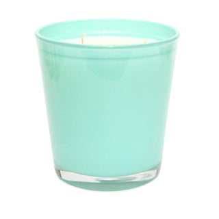 Large Moroccan Green Tea-Scented Candle in Mint