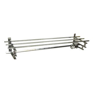 Streamline Chrome Train Rack