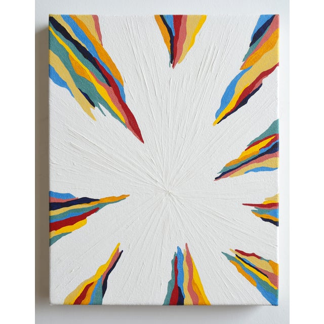 "Image of Original ""Graceful Affect"" Painting"