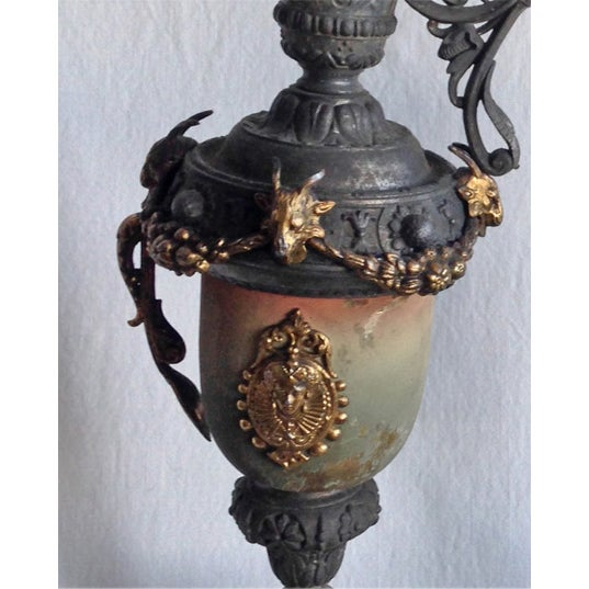 Vintage Classic Urns - A Pair - Image 5 of 6