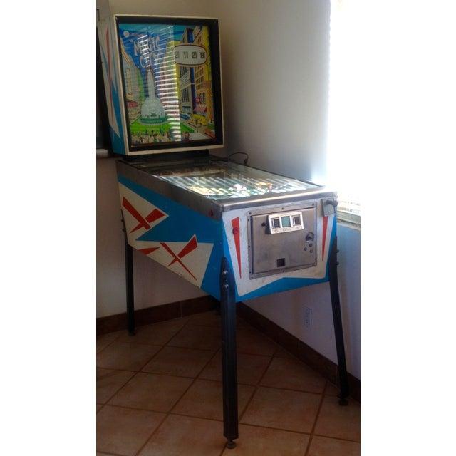 Mid-Century Williams Magic City Pinball Machine - Image 2 of 10