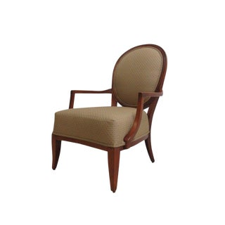 Hickory White Fireside Club Chair