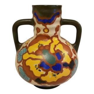 Classic Gouda Holland Vase