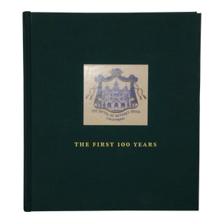 """""""The First 100 Years: The Beverly Hills Hotel"""" Book"""