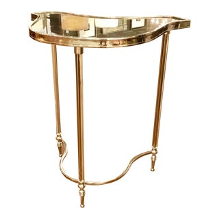 Cartouche Accent Table