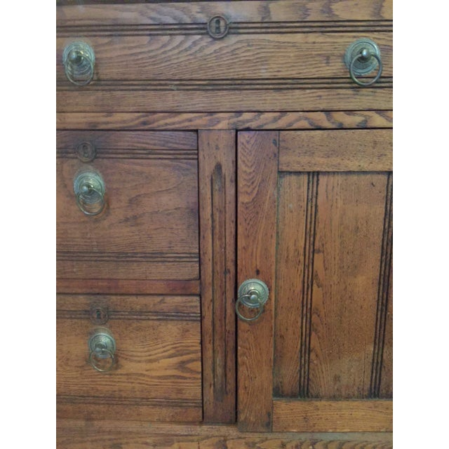 American Antique Chest With Drawers - Image 3 of 3