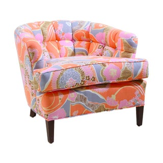 Vintage Amp Used Pink Accent Chairs Chairish