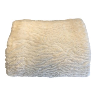 Williams-Sonoma Home Faux Fur Throw