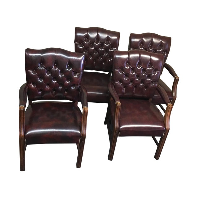 Paoli Canton Collection Chairs - Set of Four - Image 1 of 10
