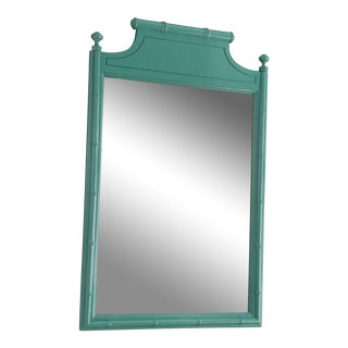 Henry Link Faux Bamboo Mirror