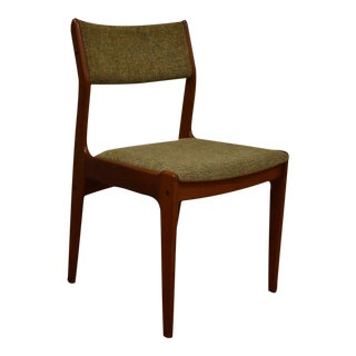 Mid-Century Teak Side Chair