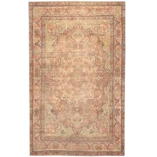 Antique 19th Century, Persian Lavar Carpet